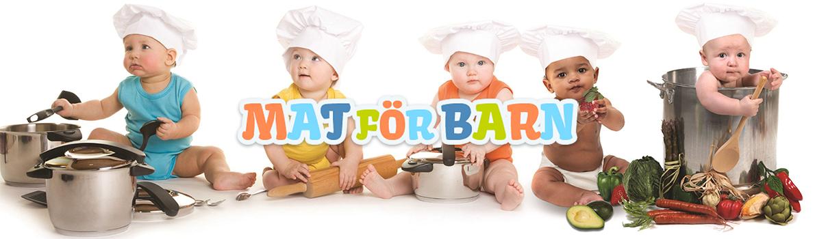 Mat för barn Logotyp